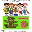 El dissabte 12 de desembre participarem a la Festa Solidària CAP NEN SENSE JOGUINA, que organitza l'Associació de Voluntariat de Tordera. Es faran tallers i activitats diverses. Nosaltres hi col·laborarem […]