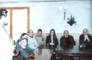 Visita de Jean Vanier al Rusc