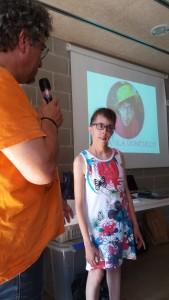 En Jorge ens presenta l'Anna Vilà