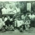 En Ricard Bassart ens envia aquesta foto antigad'un grup del Rusc el dia de Sant Ponç. Gràcies Ricard!?
