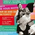 Aquest cap de setmana se celebra a París el 50 Aniversari de la fundació de les Comunitats de l'Arca de Jean Vanier. Hi anirà gent de les 146 Comunitats d'arréu […]