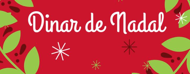 Com cada any per aquestes dates organitzem el Dinar de Nadal del Rusc. Serà el proper 16 de desembre a les 13:30h. al Restaurant Les Ferreres de Tordera. Més informació […]