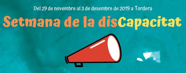 Com cada any, al voltant del 3 de desembre, Dia Internacional de les Persones amb Discapacitat, des d'El Rusc volem fer-nos més visibles. Per això organitzem la Setmana de la […]
