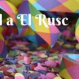 El proper divendres 21 de febrer a El Rusc celebrarem la festa de Carnaval i com cada any el Taller s'omplirà de personatges de tota classe. Ja estem a preparar […]