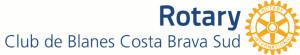 Logo Rotary Club de Blanes Costa Brava Sud
