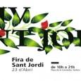 Per celebrar la Diada de Sant Jordi, Tordera organitza un munt de propostes culturals per a totes les edats. Entre elles, la IV Fira de Sant Jordi. Nosaltres tindrem […]